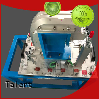 Talent rear av gauge and fixture manufacturer for inspect