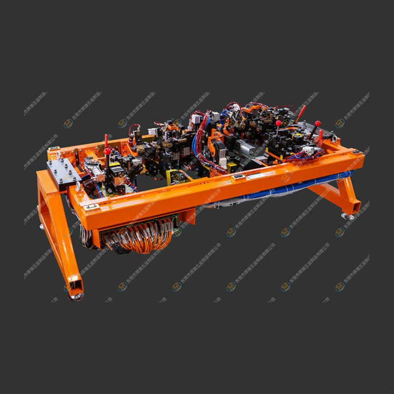 Car Cross Beam Arc Welding Fixture