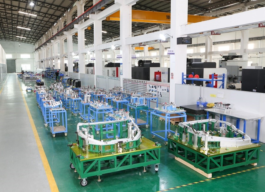 Dongguan checking fixture foreign trade for auto parts-8