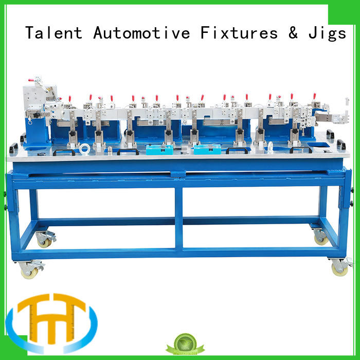 Talent custom inspection fixture export product for auto parts
