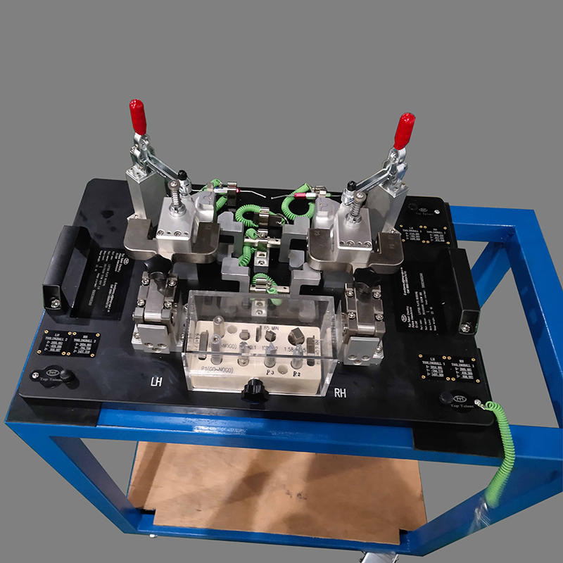 Single Plastic Parts Inspection Checking Fixture