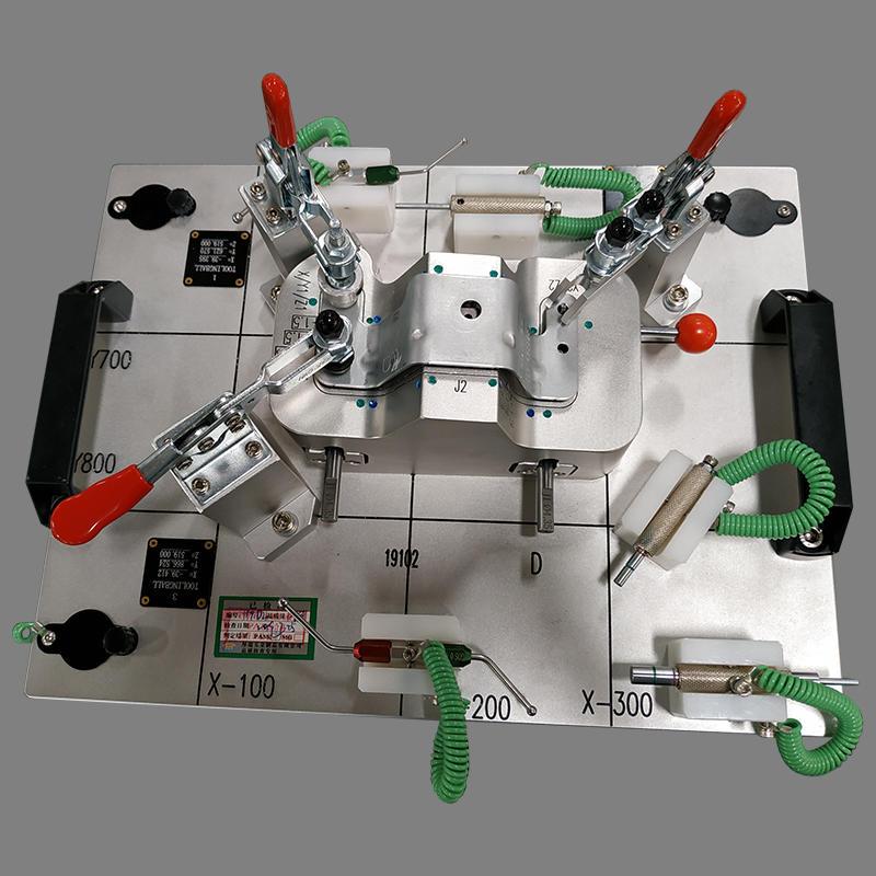 Sheet Metal Parts Checking Fixture