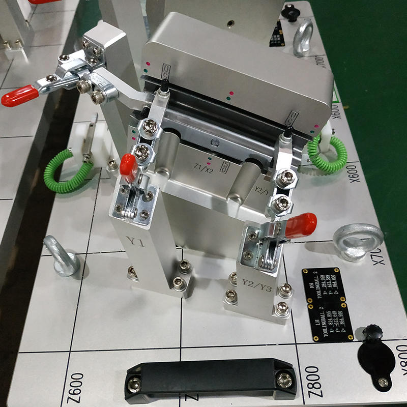 Sheet Metal Single Product Checking Fixture