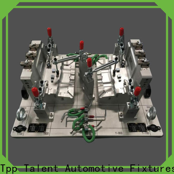 Top Talent checking fixture factory for car
