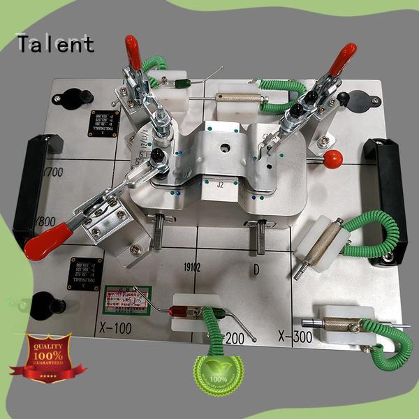 Talent single machining fixtures gauge for inspect