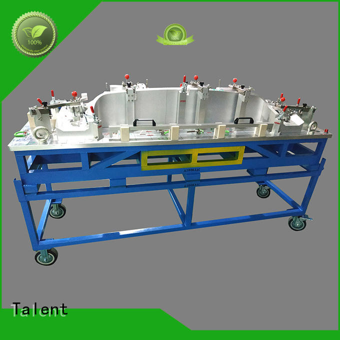 Talent sheet sheet metal fixtures customized for industry