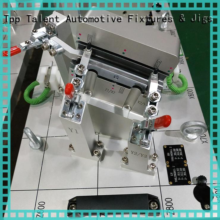 Top Talent custom inspection fixture supplier for car