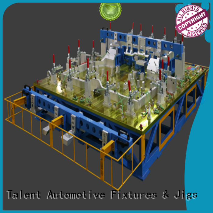 Talent assembly fixture export product for car