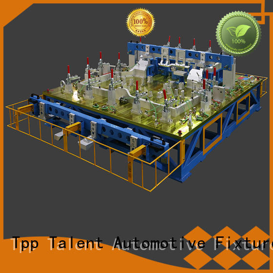 Top Talent high quality steel fixture factory for car