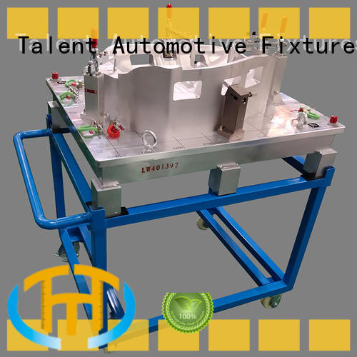 Talent aluminum checking fixture components manufacturer for industry