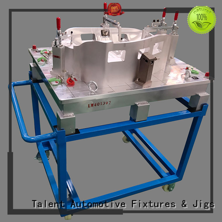 Talent stamping inspection fixture supplier for industry