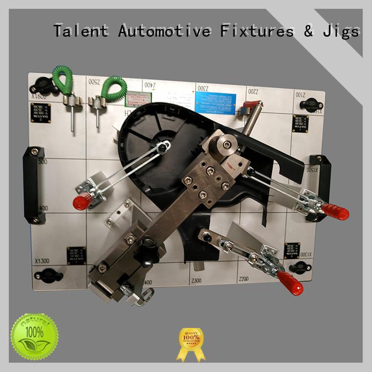 Talent anodized inspection fixture manufacturer for workshop