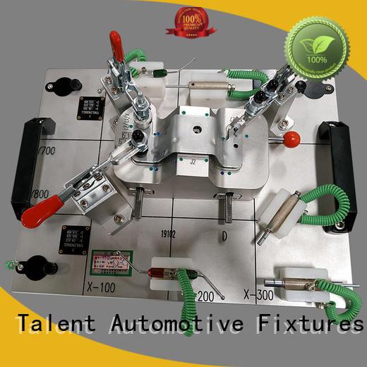 Talent automotive welding fixture manufacturer for inspect