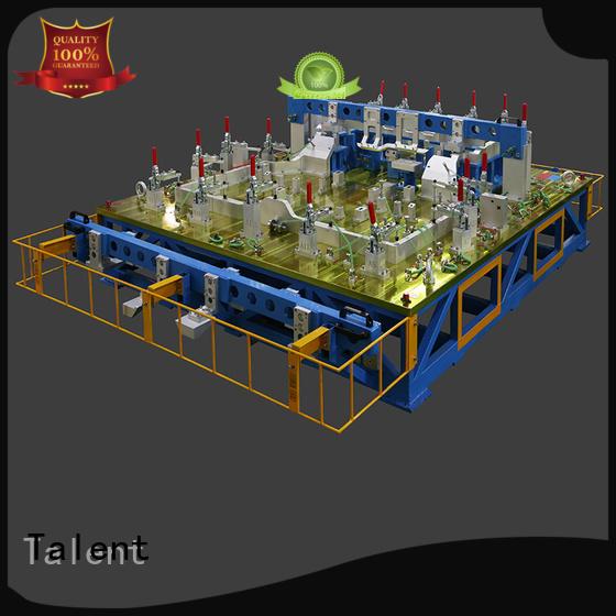 Talent front jig and fixture manufacturer for workshop