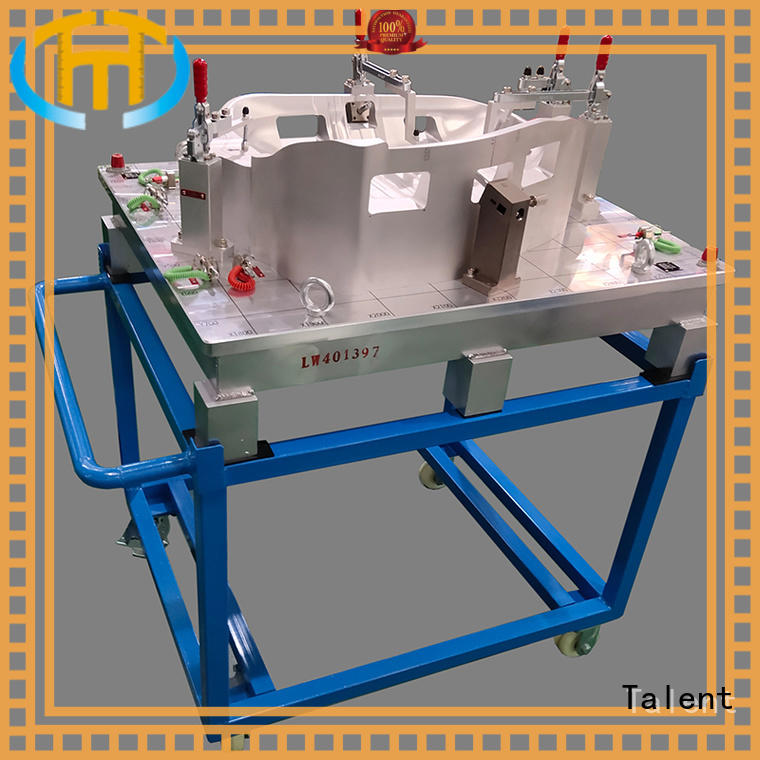 Talent stamping automotive fixtures decoration for workshop