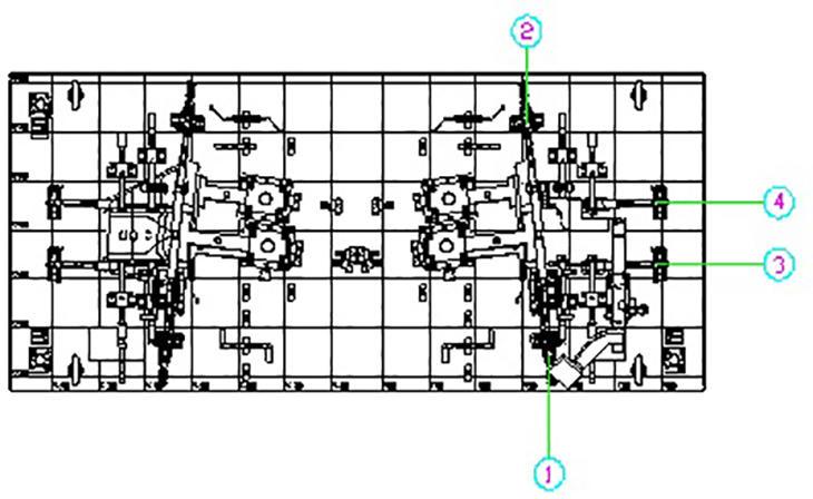 stamped cmm fixtures plenum manufacturer for industry-2
