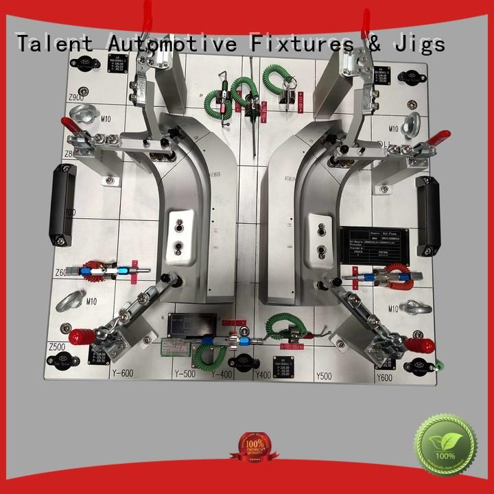 large jig and fixture assembly factory for inspect