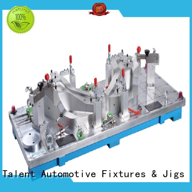 Talent steel fixture parts for auto parts