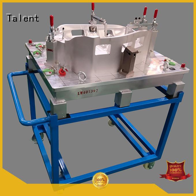 Talent parts drilling fixture supplier for workshop