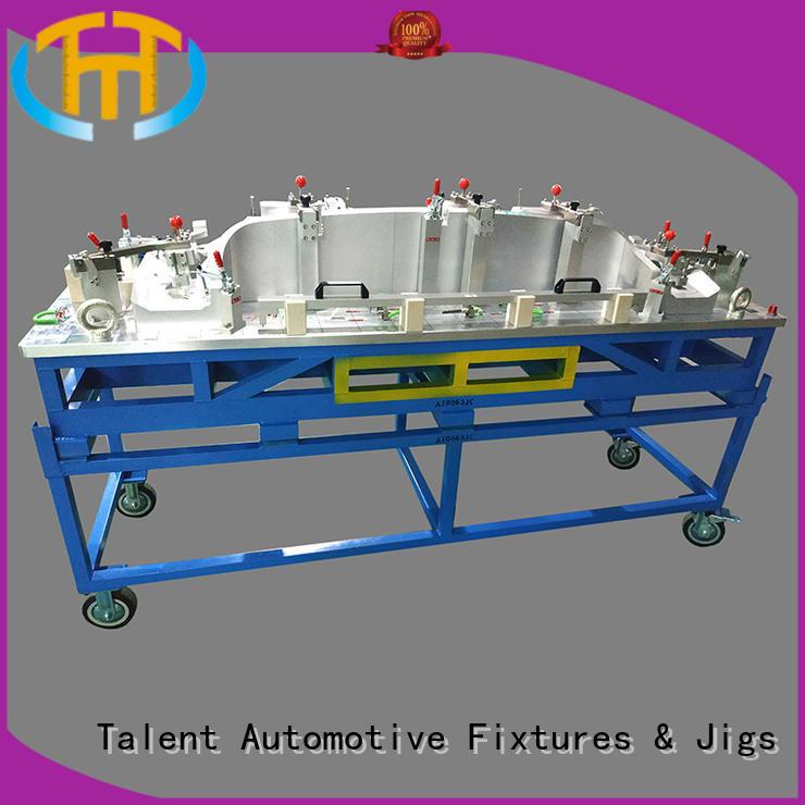 Talent single welding fixture manufacturer for inspect
