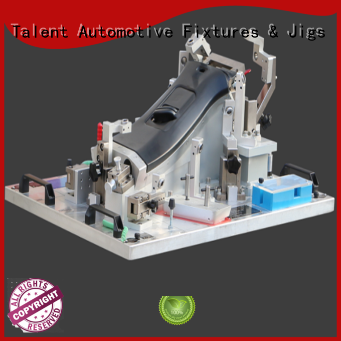 Talent custom exterior checking fixture factory for auto parts