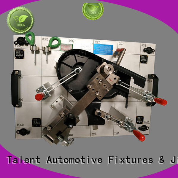 Talent front checking fixtures and gages manufacturer for inspect
