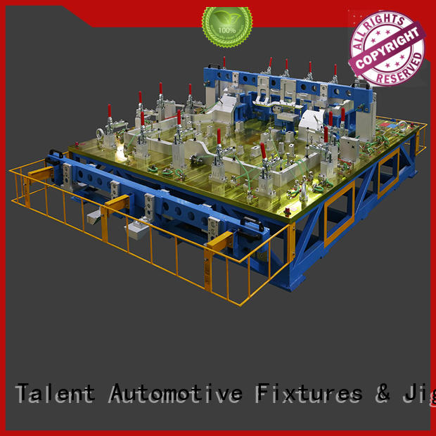 Talent automotive jig and fixture factory for examine