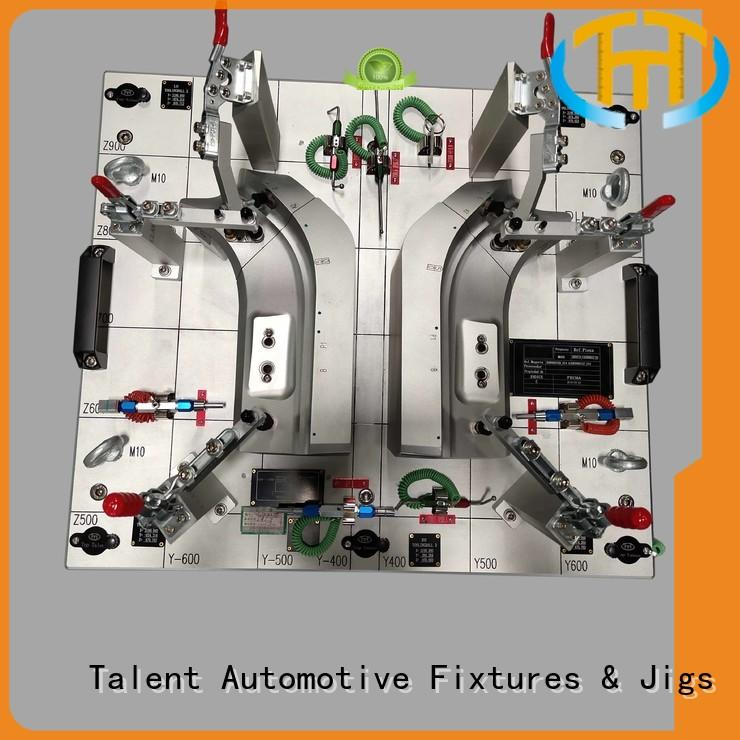 Talent metal parts checking fixture manufacturer for industry