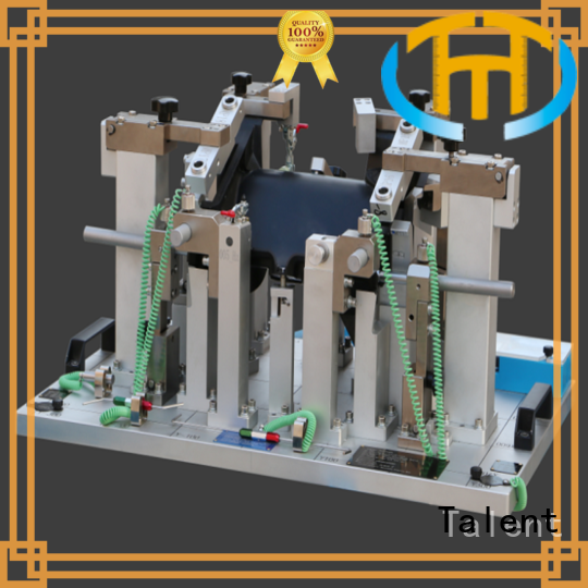 Talent automotive checking fixture components factory for examine