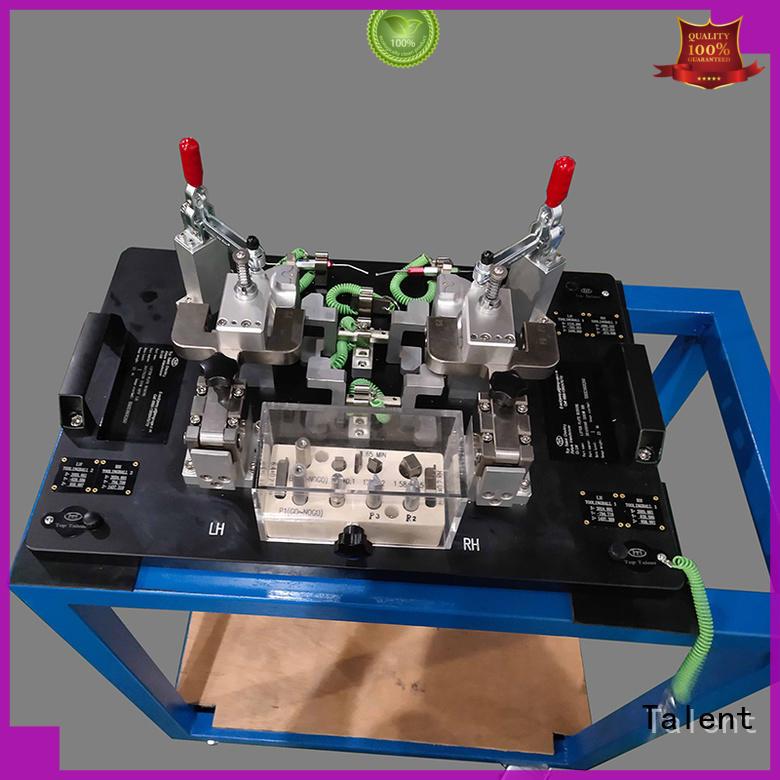 Talent aluminum drilling fixture manufacturer for inspect