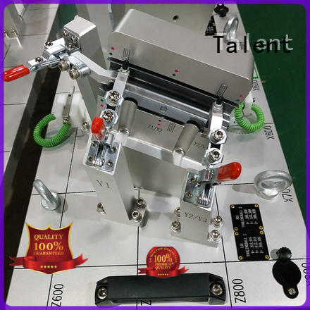 Talent anodized checking fixtures and gages customized for inspect