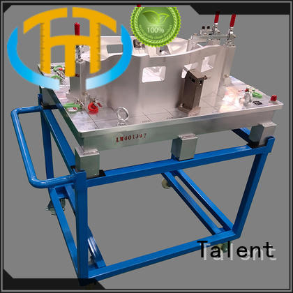 Talent parts body in white automotive factory for plastic parts