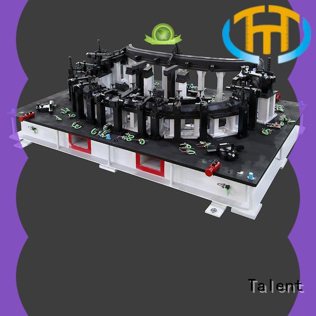 Talent automotive assembly fixture factory for workshop