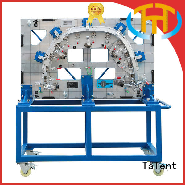 Talent plastic checking fixture for auto parts