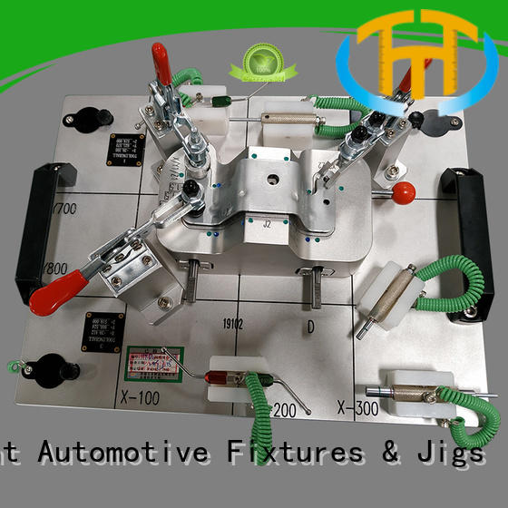 high quality metal fixtures supplier for car