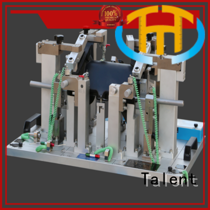 Talent parts checking fixture for auto parts