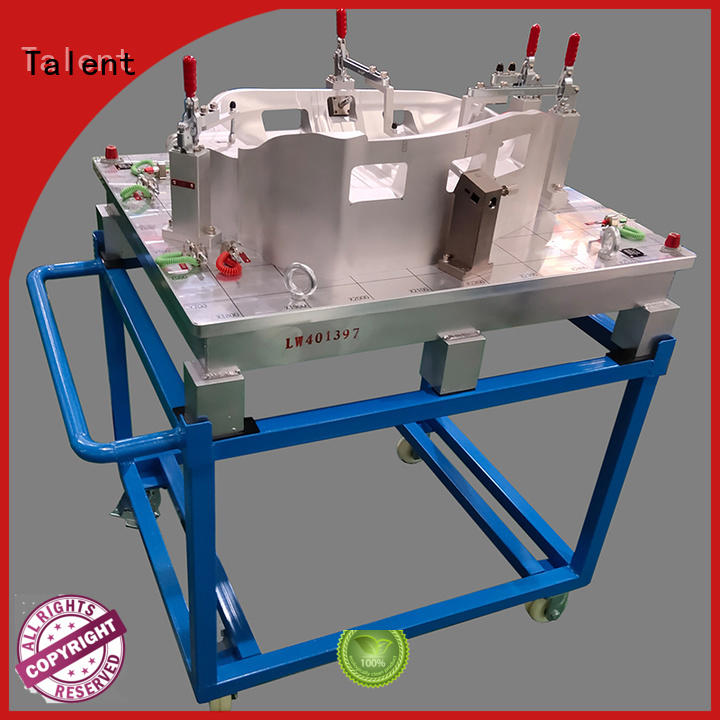 Talent automotive body in white automotive factory for industry