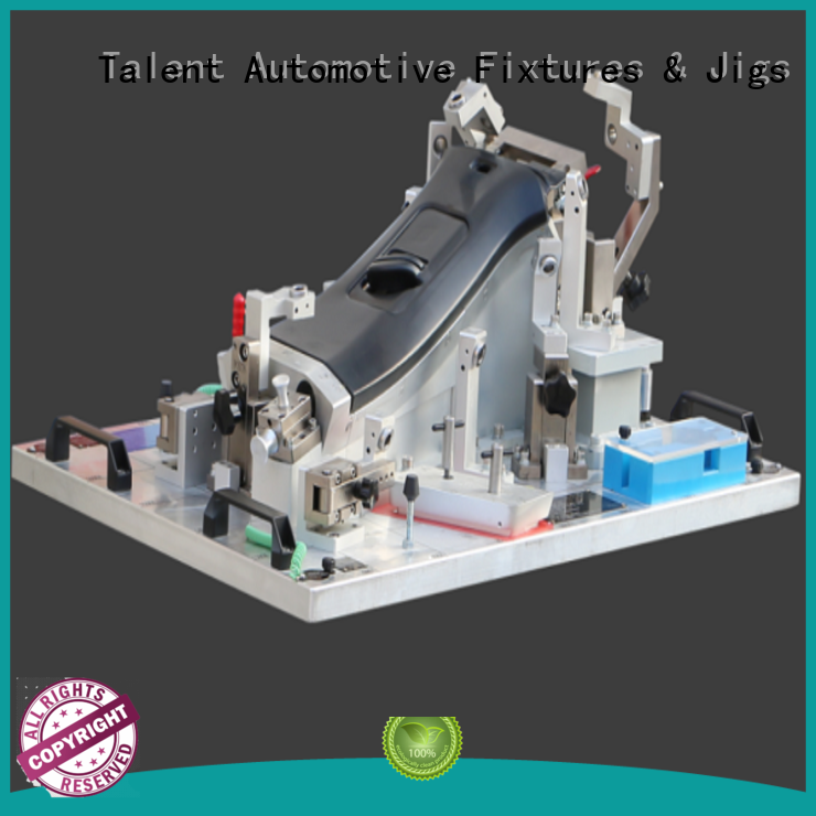 Talent plastic interior checking fixture customized for workshop