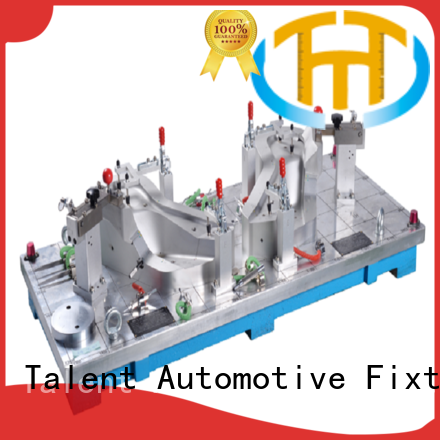 Talent stamping checking fixture for auto parts