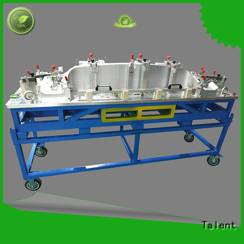 Talent large fixture tool customized for industry