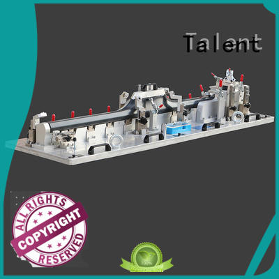Talent aluminum checking fixtures for plastic parts decoration for examine