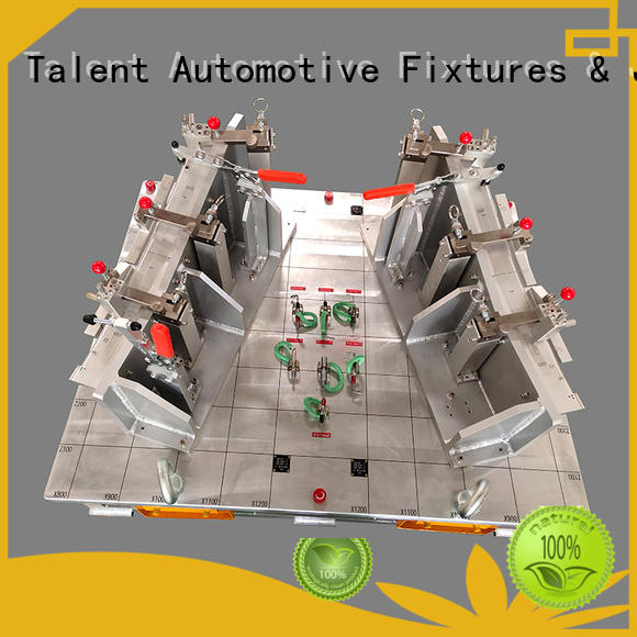 automotive cmm holding fixture for assembly stamping manufacturer for inspect Talent