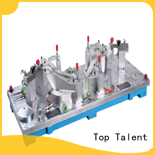 Top Talent custom checking fixture factory for car industry