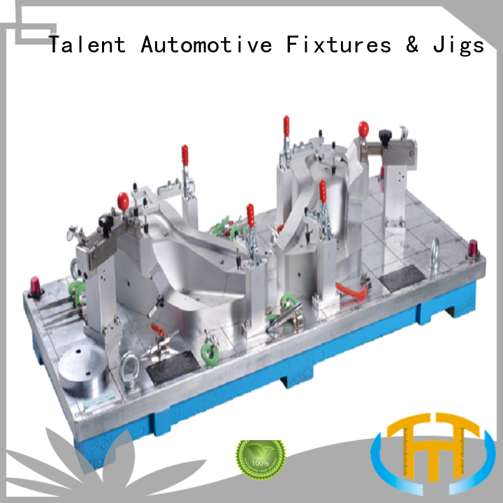 Talent metal fixtures parts for auto parts