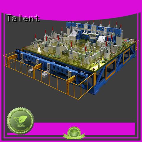 Talent fixture tool export product for car