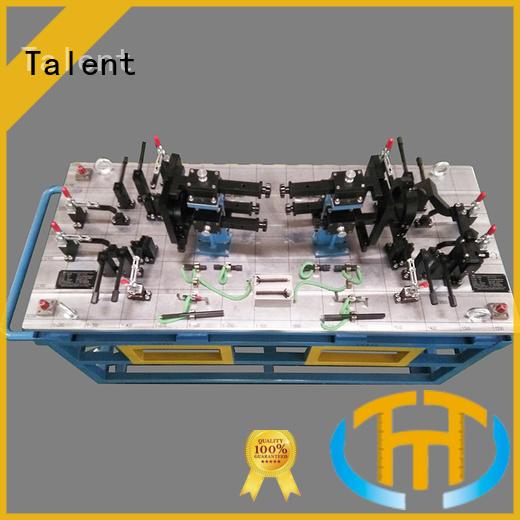 aluminum inspection fixture components crossmember for workshop Talent