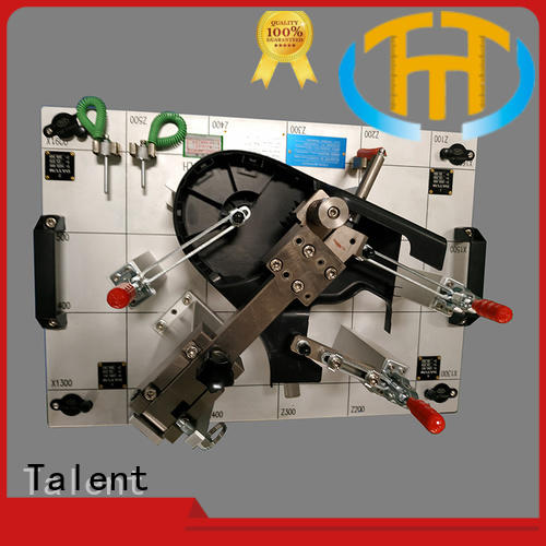 Talent stamping cmm measurement customized for plastic parts