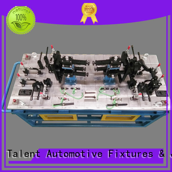 panel metal fixtures customized for inspect Talent